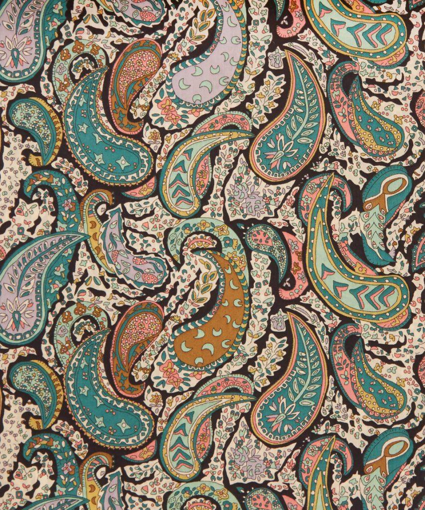 Eastern Voyage B by Liberty Art Fabrics