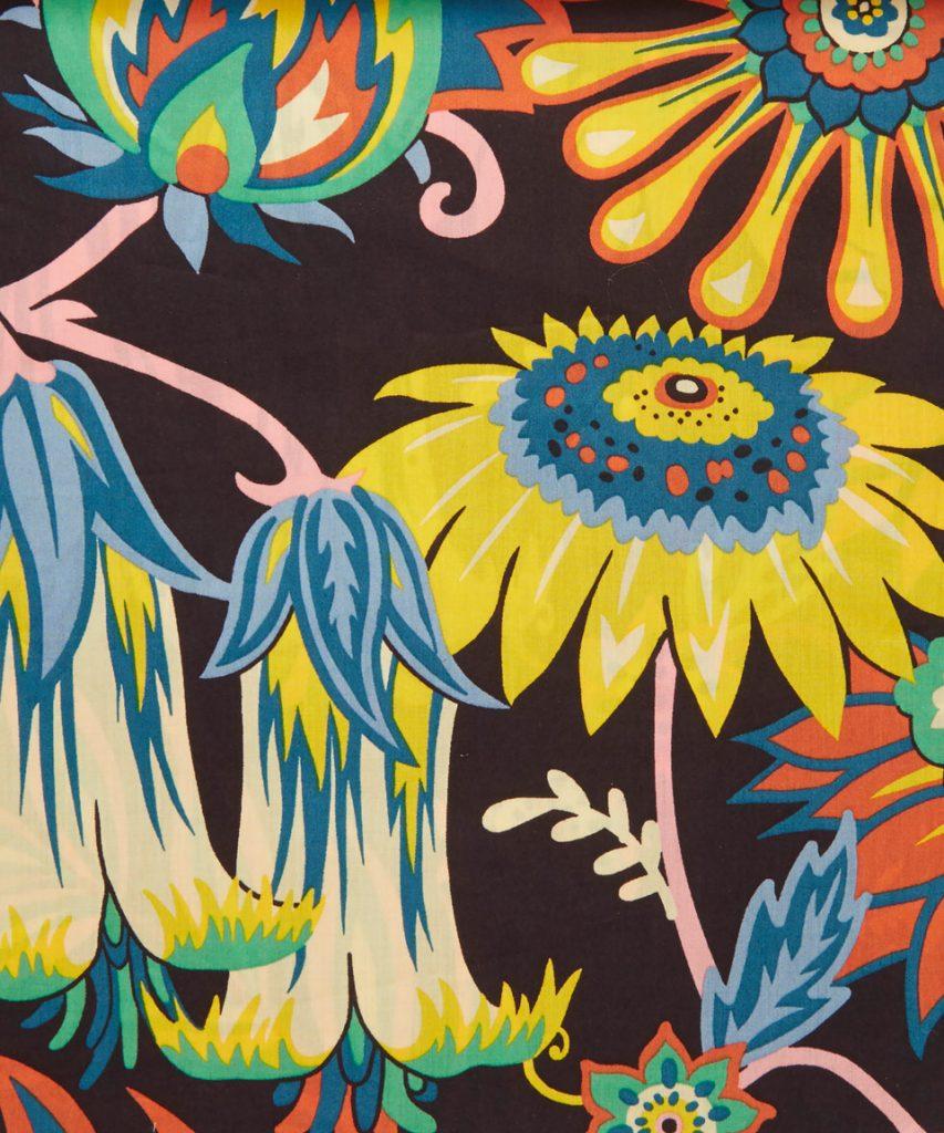 Passion Rose A by Liberty Art Fabrics