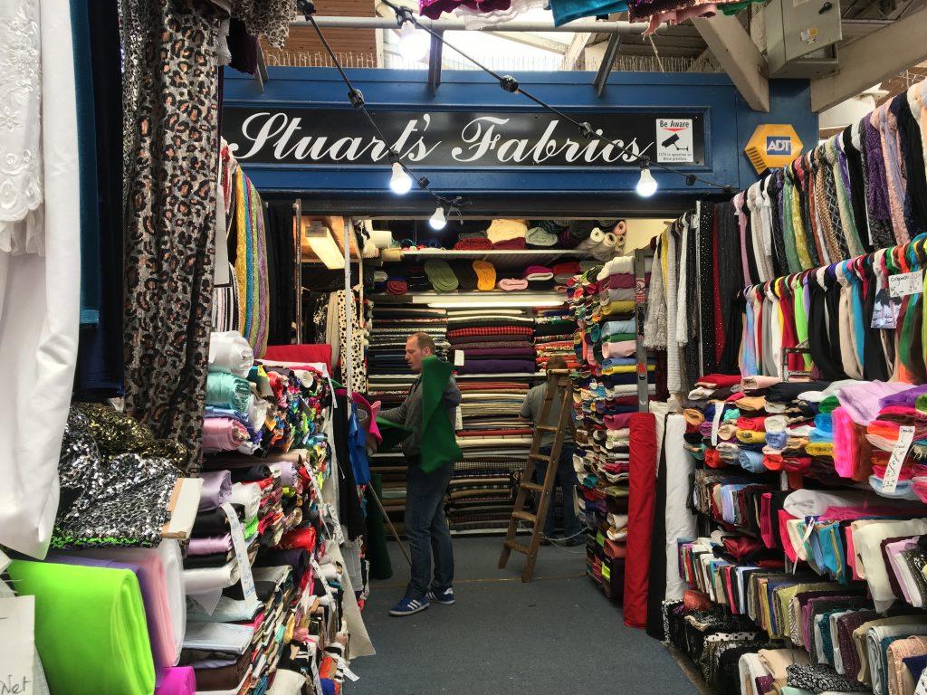 Stuart's Fabrics