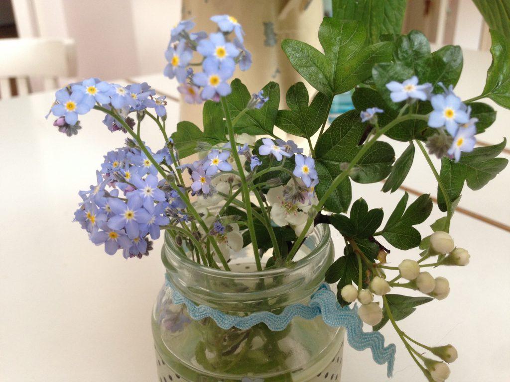 Sweet, pretty flowers