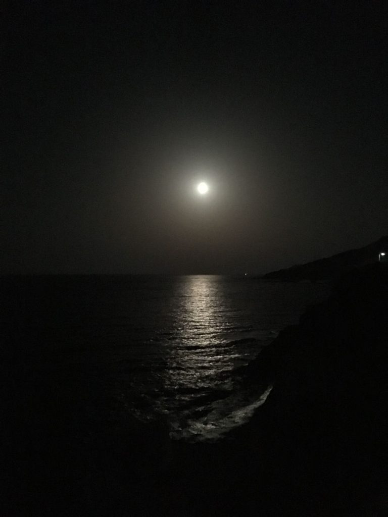 Gozo moon