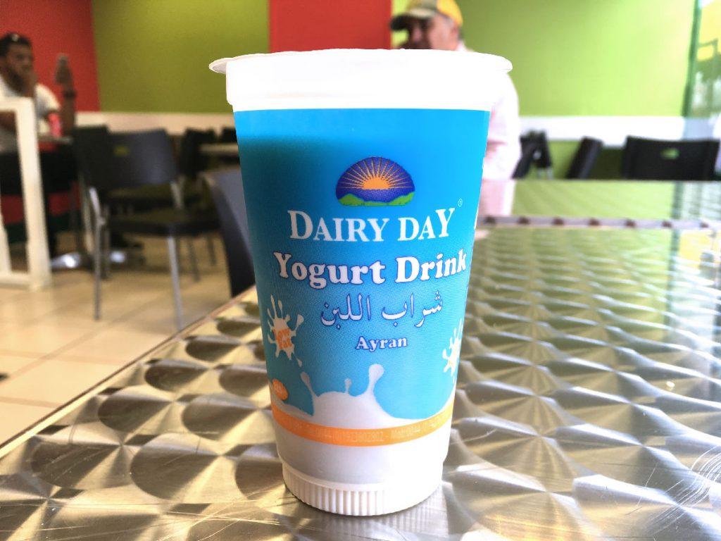 yoghurt-drink