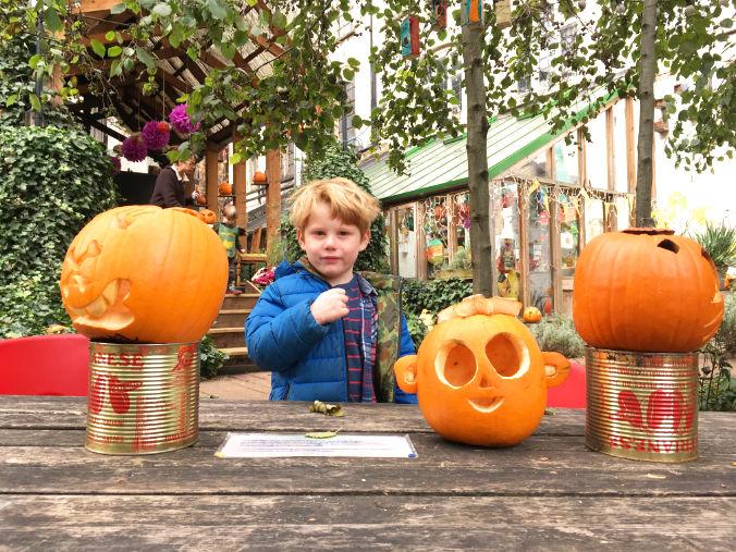 I'll take pumpkin #2 please!