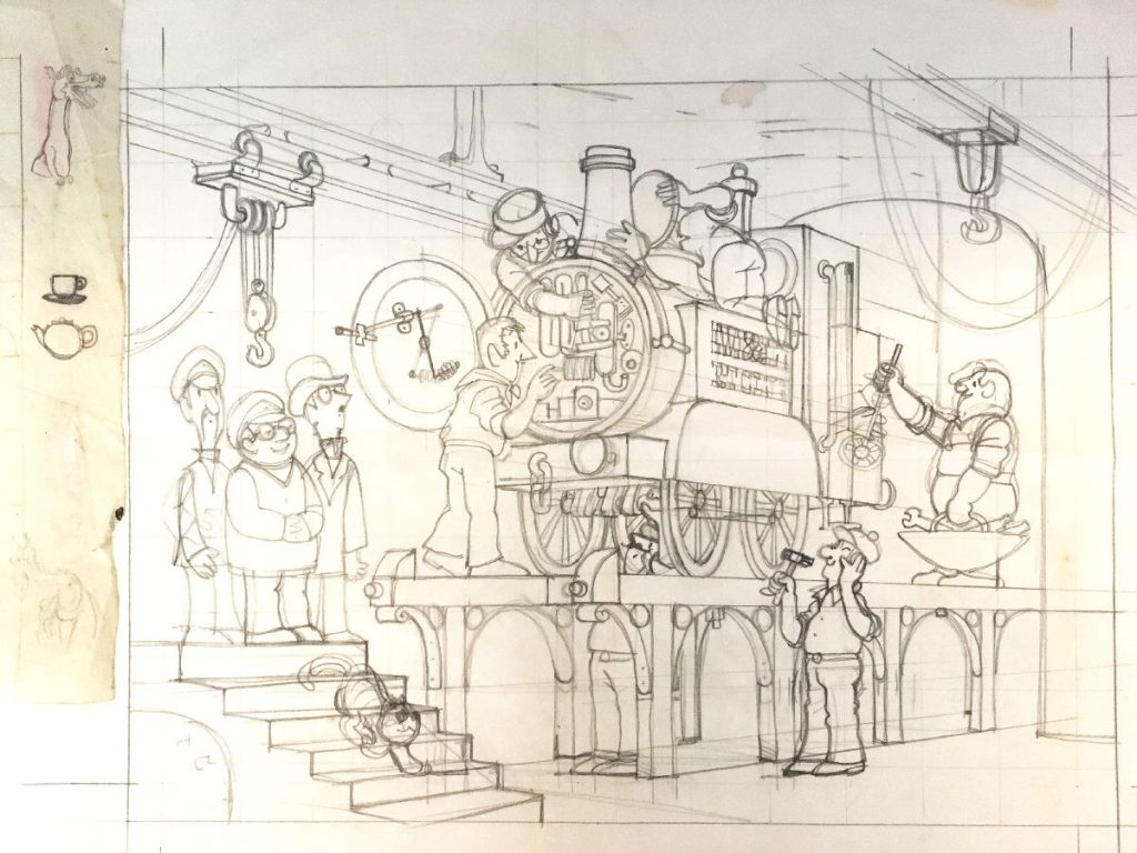 ivor-sketch