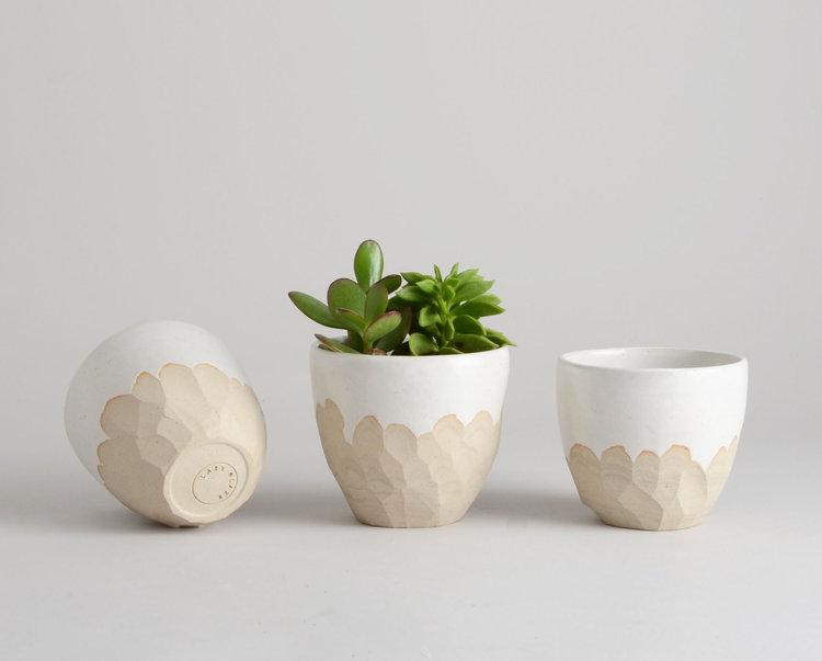 Mountain beakers by Lazy Glaze
