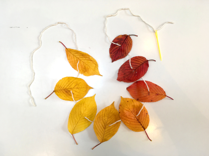 leaves-threaded