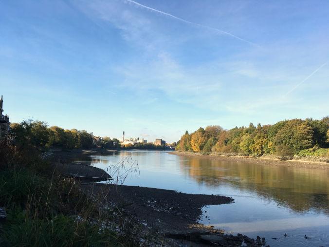 The Thames at Barnes